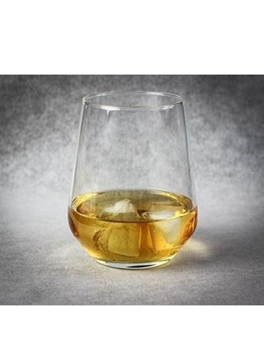 Paşabahçe 41536 6 Lı Allegra Bardak Su Bardağı - Meşrubat Bardağı Sade Renkli